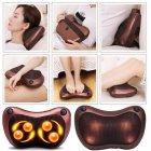Універсальний масажер подушка Light Massager з розслаблюючим ефектом (MP-43868028) - зображення 4