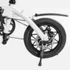 Електровелосипед Zhengbu D6 White - зображення 10