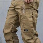 Туристичні KARGO штани COYOTE. S - зображення 6
