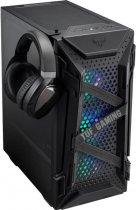 Корпус Asus TUF Gaming GT301 Case Black (90DC0040-B49000) - зображення 4