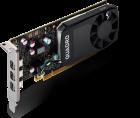 PNY PCI-Ex NVIDIA Quadro P400V2 2GB GDDR5 (64bit) (1070/4001) (3 x miniDisplayPort) (VCQP400V2-SB) - изображение 2