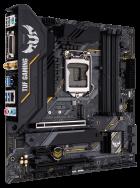 Материнська плата Asus TUF Gaming B460M-Plus (Wi-Fi) (s1200, Intel B460, PCI-Ex16) - зображення 2