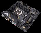 Материнська плата Asus TUF Gaming B460M-Plus (Wi-Fi) (s1200, Intel B460, PCI-Ex16) - зображення 3