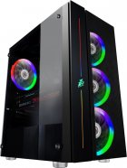 Корпус 1STPLAYER B7-R1 Color LED Black - изображение 1