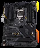 Материнська плата Asus TUF Gaming Z490-Plus (Wi-Fi) (s1200, Intel Z490, PCI-Ex16) - зображення 3