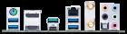 Материнська плата Asus TUF Gaming Z490-Plus (Wi-Fi) (s1200, Intel Z490, PCI-Ex16) - зображення 4