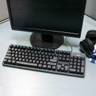 Клавіатура SVEN Standard 301 PS/2 чорна - зображення 8