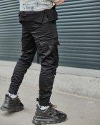 Брюки карго Пушка Огонь Angry Zipp черные XL - изображение 9