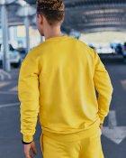Свитшот Пушка Огонь Mate желтый XL - изображение 4