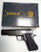 Макет кольта-45 США 1911 год, Denix (01/1316) - изображение 3