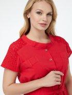 Платье All Posa Дарья 100117 52 Красное - изображение 5
