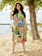 Платье All Posa Бруна 100165 56 Салатовое - изображение 3