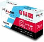 Sapphire PCI-Ex Radeon RX 5600 XT BE 6G Pulse OC 6GB GDDR6 (192bit) (1620/14000) (2 x HDMI, 2 x DisplayPort) (11296-05-20G) (WY36dnd-258911) - зображення 5