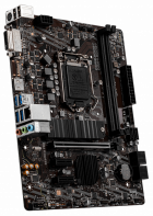 Материнська плата MSI B460M-A Pro (s1200, Intel B460, PCI-Ex16) - зображення 3