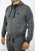 Спортивний костюм Free Agent new канти ІК брюки прямі 4XL Сірий - зображення 5