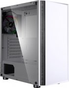 Корпус Zalman R2 RGB White Tempered Glass - изображение 1