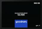 "Goodram SSD CL100 Gen.3 960GB 2.5"" SATA III 3D NAND TLC (SSDPR-CL100-960-G3) - изображение 1"