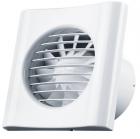 Вентилятор Домовент 125 ТИША (на подшипнике, обратный клапан, тихий) - изображение 1