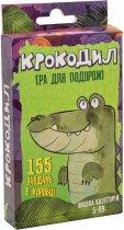 Розважальна гра Strateg Крокодил (4820220560261) - зображення 5