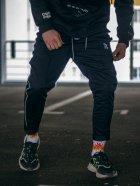 Спортивные штаны Пушка Огонь Sago черные S - изображение 2