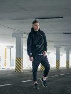 Спортивные штаны Пушка Огонь Sago черные S - изображение 10