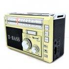 Радиоприёмник GOLON RX-381UAR Gold - изображение 2