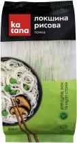 Лапша рисовая Katana тонкая 200 г (4820181990480) - изображение 1