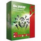 Антивірус Dr. Web Security Space + Компл. захист 5 ПК 3 роки ел. ліц. (LHW-BK-36M-5-A3) - зображення 1