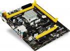 Материнская плата Biostar J1800MH2 (Intel Celeron J1800, SoC, PCI-Ex16) - изображение 2