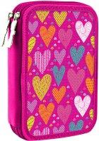 Пенал твердый 1 Вересня HP-01 Sweet heart двойной (532701) - изображение 1