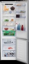 Двухкамерный холодильник BEKO RCNA406E35ZXB - изображение 3