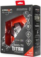 Миша Crown CMXG-711 Titan USB Black - зображення 8