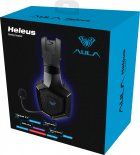 Наушники Aula Heleus Black Virtual 7.1 Sound (6948391236711) - изображение 7