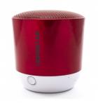 Бездротова колонка HOPESTAR H9 з мікрофоном + Bluetooth 3.0 вбудованим радіо 3 Вт Червона (11339) - зображення 1