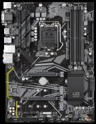 Материнська плата Gigabyte B460 HD3 (s1200, Intel B460, PCI-Ex16) - зображення 1