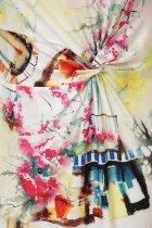 Плаття VLAVI Белла 120404 52 Акварель (12040452) - зображення 7
