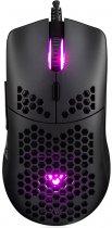 Миша Modecom Shinobi 3360 Volcano USB Black (M-MC-SHINOBI-3360-100) - зображення 1