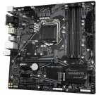Материнская плата Gigabyte H470M DS3H (s1200, Intel H470, PCI-Ex16) - изображение 3
