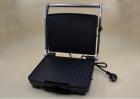 Гриль електричний контактний притискної Crownberg CB-1067 з антипригарним покриттям 1500W Black/Silver - зображення 6