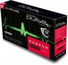 Sapphire PCI-Ex Radeon RX 550 Pulse 2GB GDDR5 (64bit) (1206/6000) (DVI-D, HDMI, DisplayPort) (11268-21-20G) - изображение 8