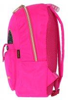 Рюкзак Safari Style 35 x 25 x 15 см 13 л Рожевий (20-179S-1) (8591662201796) - зображення 4