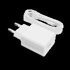 Зарядное устройство LP АС-013 USB 5V 2.4A + кабель Type-C/ОЕМ 2 м White - изображение 2
