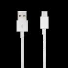 Зарядное устройство LP АС-013 USB 5V 2.4A + кабель Type-C/ОЕМ 2 м White - изображение 3