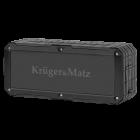 Колонка Kruger&Matz DISCOVERY KM0523B Black 10 годин роботи + ударостійкий корпус - зображення 1