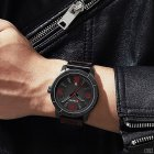Наручний годинник AlexMosh чоловічі Curren Red-Black (1021) - зображення 4