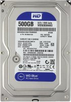 "Жорсткий диск Western Digital Blue 500ГБ 7200об/м 16МБ 3.5"" SATA III (WD5000AAKX) - зображення 1"