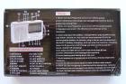 Аккумуляторный портативный радиоприемник Golon RX-2277 FM AM радио колонка с фонариком и USB выходом Черно-серебристый (DU007) - изображение 6