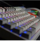 Клавиатура проводная Xtrfy K4 TKL RGB Kailh Red USB Retro UKR RUS (XG-K4-RGB-TKL-RETRO-RUKR) - изображение 4