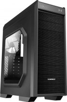 Корпус GameMax Luxury G501X Black - зображення 1