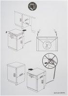 Посудомоечная машина CANDY H CF 3C7LFX - изображение 17